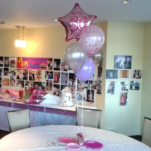 Christening Balloon Packages