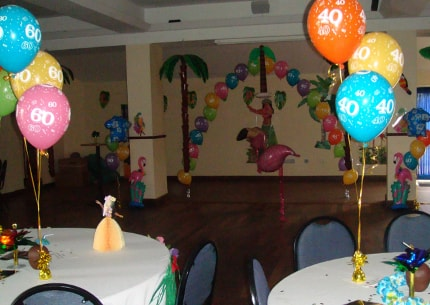 Themed Party Packages